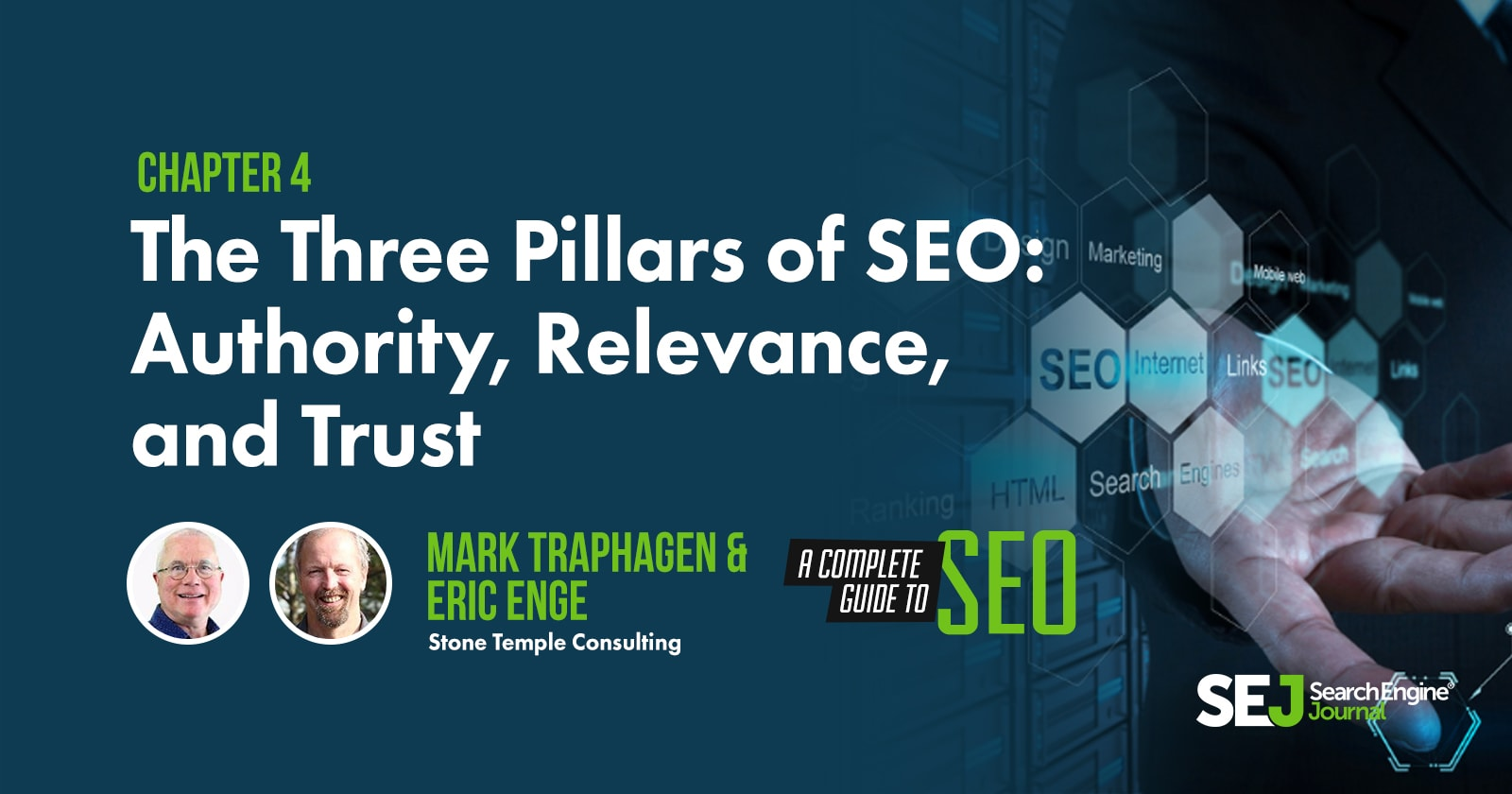The Three Pillars of SEO: Authority, Relevance, and Trust