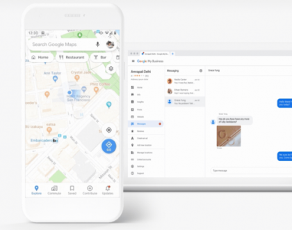 Google Maps Rolls Out 4 New Features
